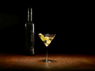 Cocktail in een fles: Fles Vesper